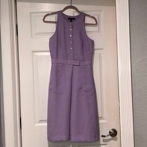 Banana Republic lavender dress